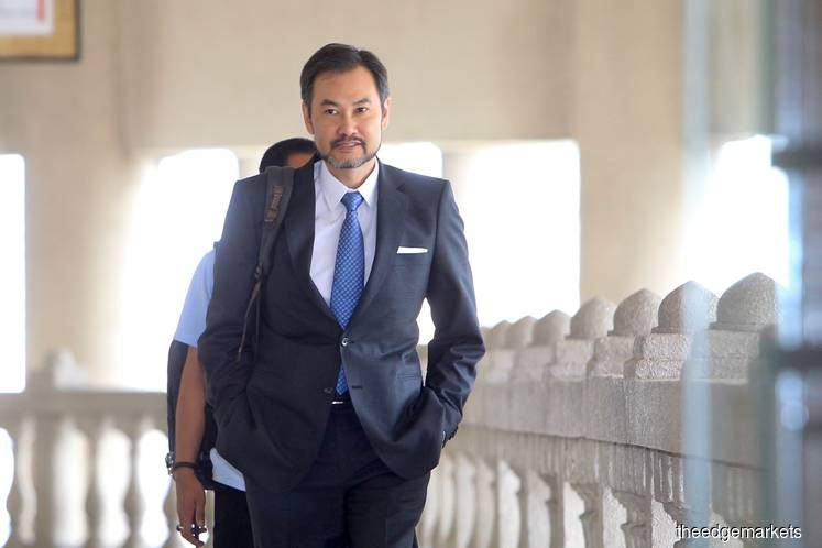 Shahrol:纳吉授权刘特佐管理TIA和1MDB的运作